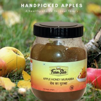 Apple Honey Murabba-Handpicked