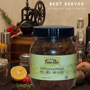 Tentil Pickle-Best Served
